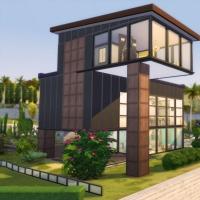 maison de star vue extérieure 12