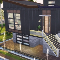 maison de star vue extérieure 13
