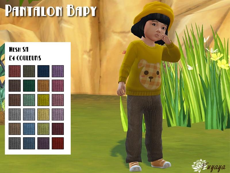 Pantalon Bapy