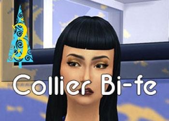 Collier Bi Fe