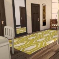 Villa verte pallier étage