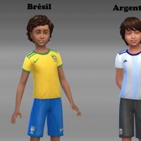 Br�sil-Argentine