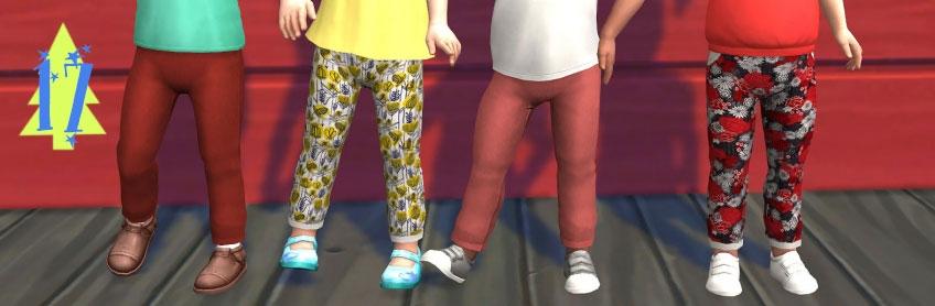 Pantalon Stretchy