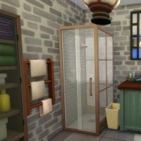 Appartement - salle de bains vue 2