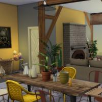 Salon et salle � manger