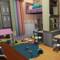 Chambre enfant vue 1