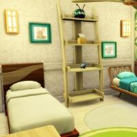 Hoya iles paradisiaque chambre enfant 1