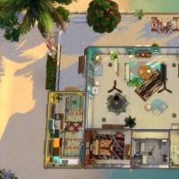 Hoya iles paradisiaque plan maison