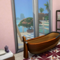 Hoya iles paradisiaque suite parentale  salle de bain 1