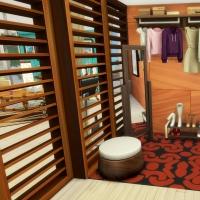 Hoya iles paradisiaque suite parentale dressing 1