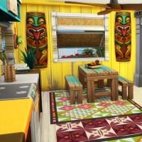 Hoya iles paradisiaques piece de vie cuisine 2