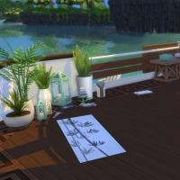 Yacht - étage 1 - l'espace détente