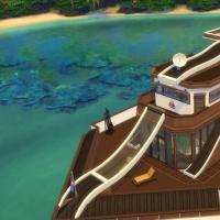 Yacht - vue générale 2