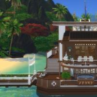 Yacht - vue générale 3