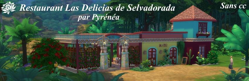 Restaurant Las delicias de Selvadorada