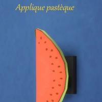 Applique--pastèque