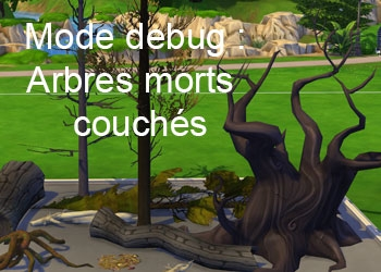 Debug : arbres morts et couch�s