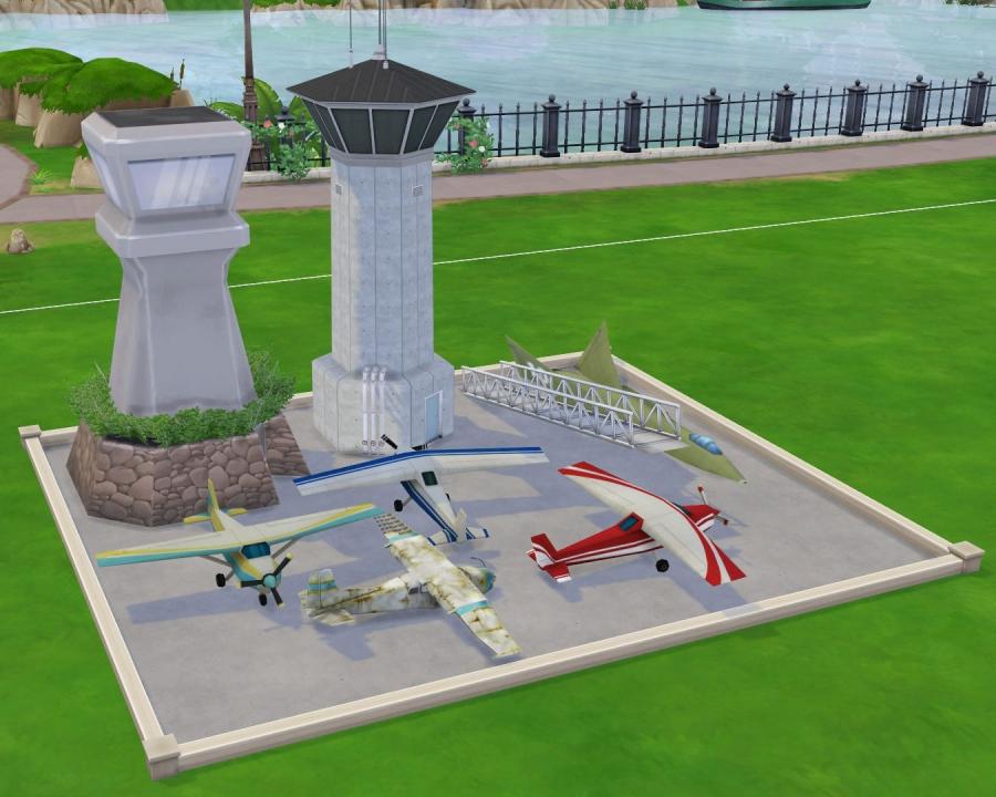 sims 4 mode debug avions