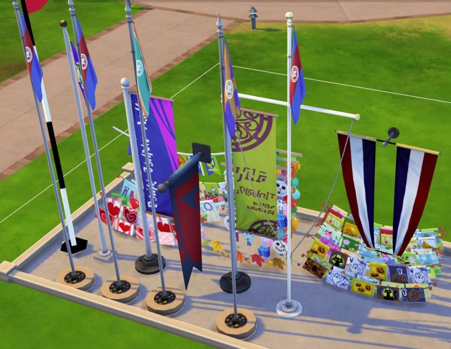 sims 4 mode debug drapeaux 1