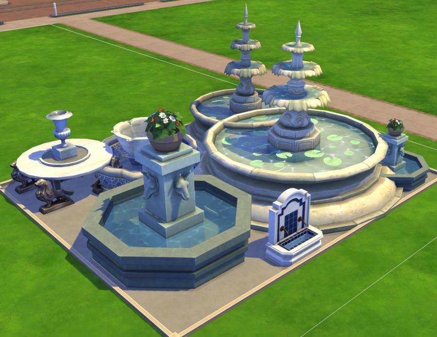 sims 4 debug fontaine