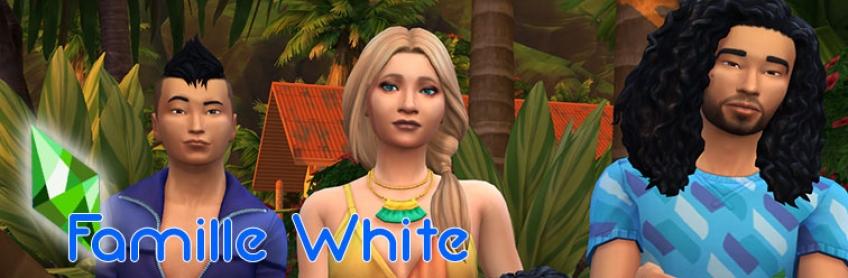 La famille White