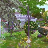 Giverny claude monet jardin été 15