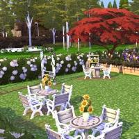 Giverny claude monet jardin été 18