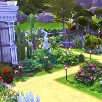 Giverny claude monet jardin été 8