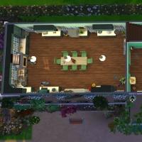 Giverny claude monet jardin interieur plan 2