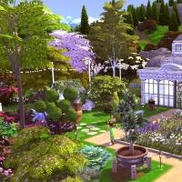 Giverny claude monet jardin printemps 3