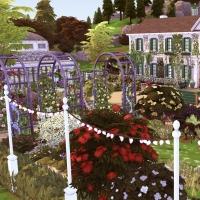 Giverny claude monet jardin printemps 8