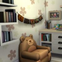 Quiétude - la chambre pour bambin 2