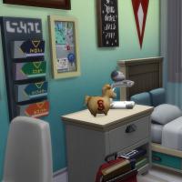 Quiétude - la chambre pour enfant 1