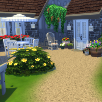 Qui�tude - le jardin 1