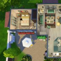 Quiétude - plan de la maison