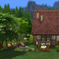 Home Witch Home - Fa�ade arri�re