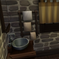 Home Witch Home - La salle de bain