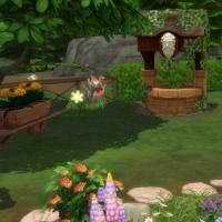 Home Witch Home - Le puits aux souhaits et la mare