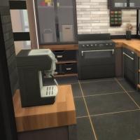 L'Atypique - La cuisine - vue 1