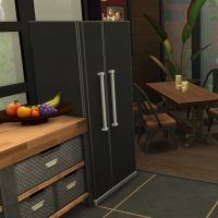 L'Atypique - La cuisine - vue 2