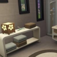 L'Atypique - La salle de bain - vue 1
