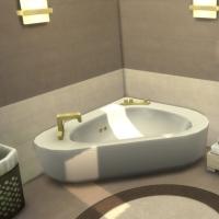 L'Atypique - La salle de bain - vue 2
