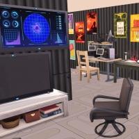 sims 4 strangerville roselyn bunker labo secret 3