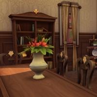 sims 4 strangerville roselyn salle � manger 5
