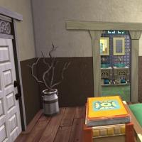 Sims 4 Mata chambre parentale 3