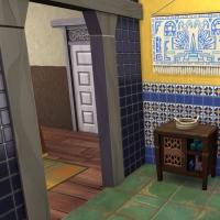 Sims 4 Mata chambre parentale 5