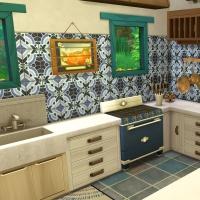 Sims 4 Mata cuisine 1