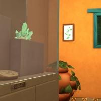 Sims 4 Mata entree