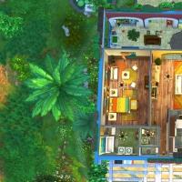 Sims 4 Mata plan