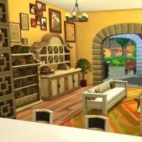 Sims 4 Mata salon 21